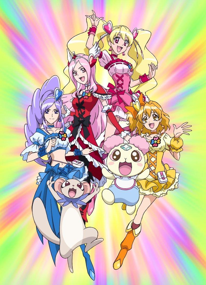 Download Fresh Pretty Cure! | Free Kamen Rider, Super Sentai and